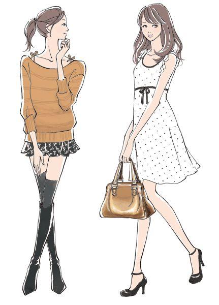 服装で性格が分かりますか?