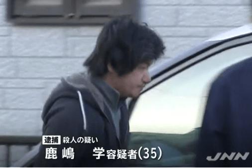 広島県の高2女子刺殺「通りすがりでやった」容疑者供述