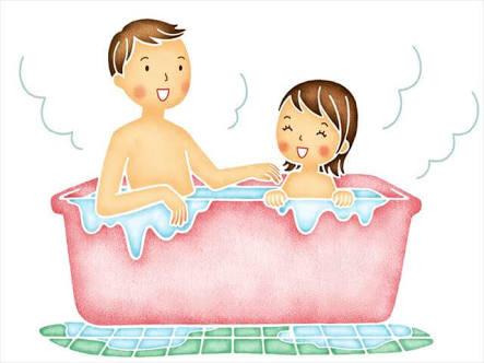 父親との入浴 いくつまでですか?
