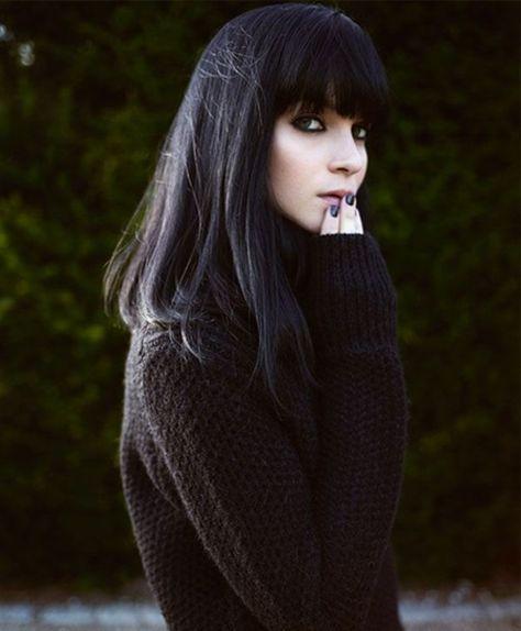黒髪の可愛い画像ください!