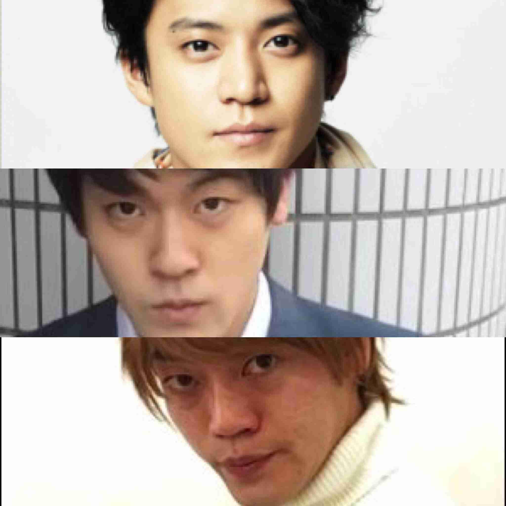 """ギャル曽根""""3人の小栗旬""""と4ショット"""