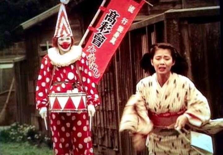 江戸川乱歩、お好きな方。