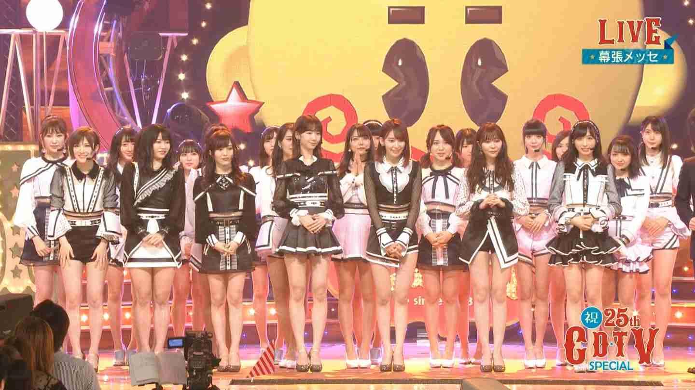 AKB48横山由依の肩幅が大きすぎると騒ぎに