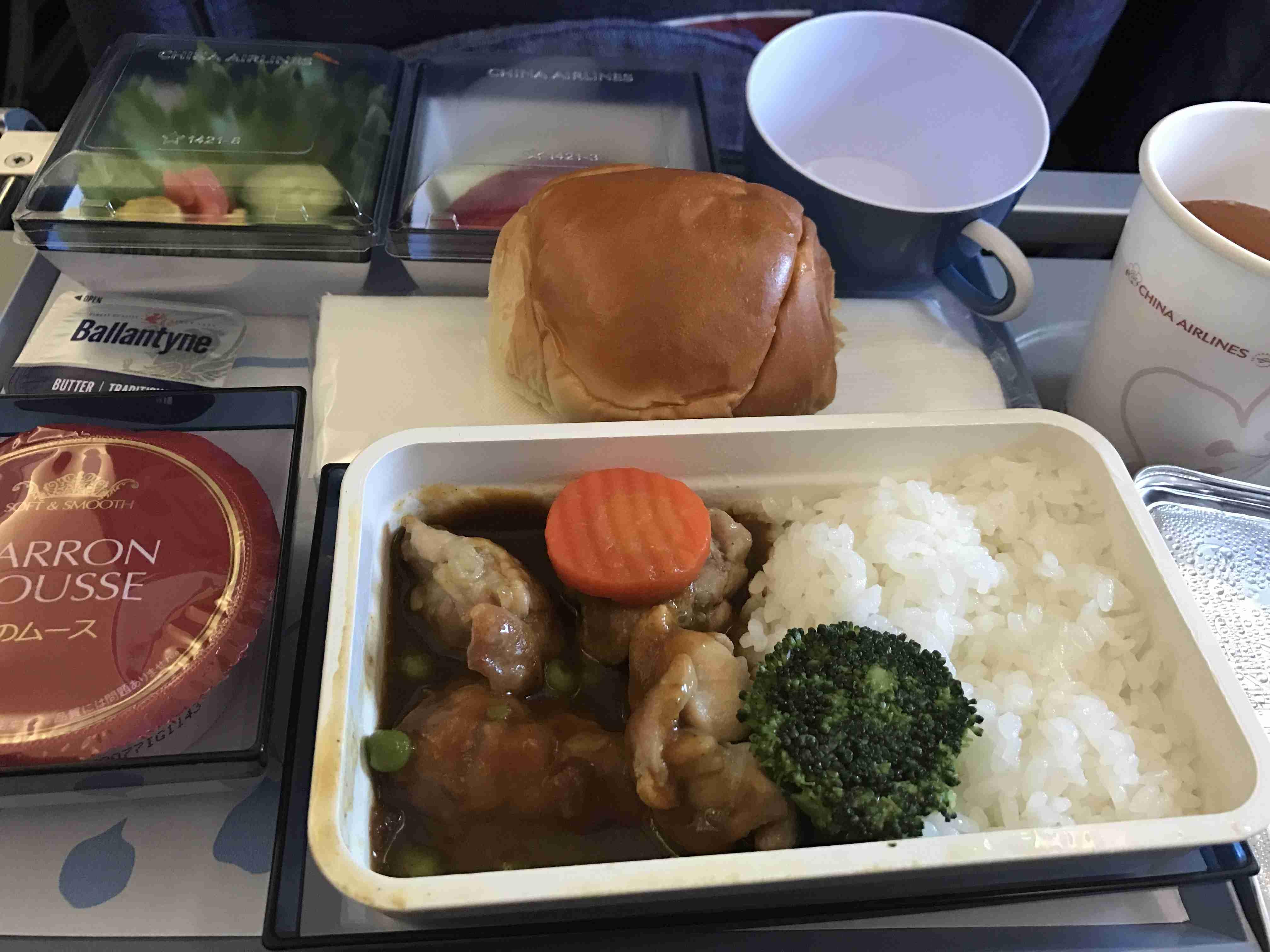 いろんな航空キャリアの機内食トピ!