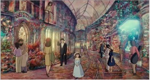ジブリパーク、入り口は「ハウルの世界」、地球屋も再現