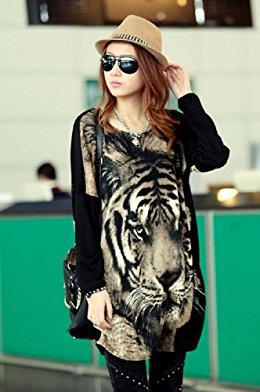 動物柄の洋服、見せてください!!