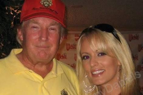 トランプ大統領と元ポルノ女優の不倫問題 口止め料「知らない」
