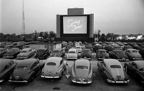 自宅・映画館以外の場所で観た映画、映画の思い出