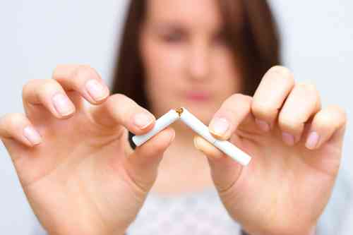 禁煙してるトピ