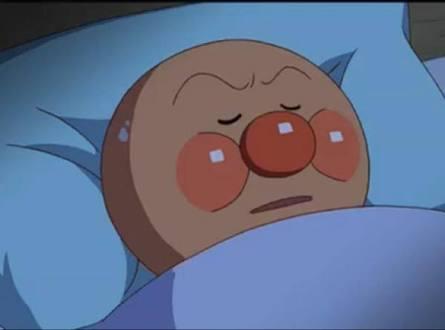 眠っても休まらない人!