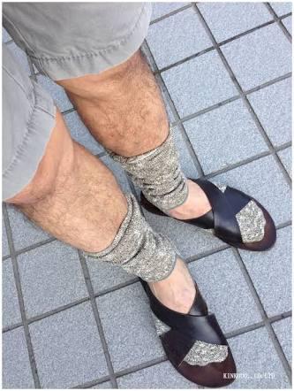 2018年春 ダサい靴下選手権パート3