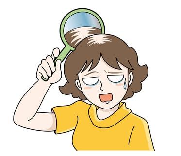ぺたんこ髪に似合うヘアスタイル