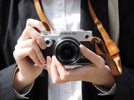 カメラが趣味の人!