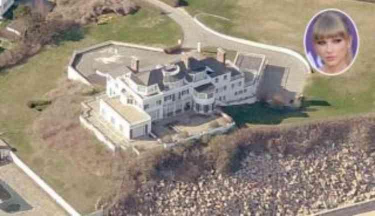 テイラー・スウィフト邸にまたストーカー現る ベッドやシャワー使用の形跡も