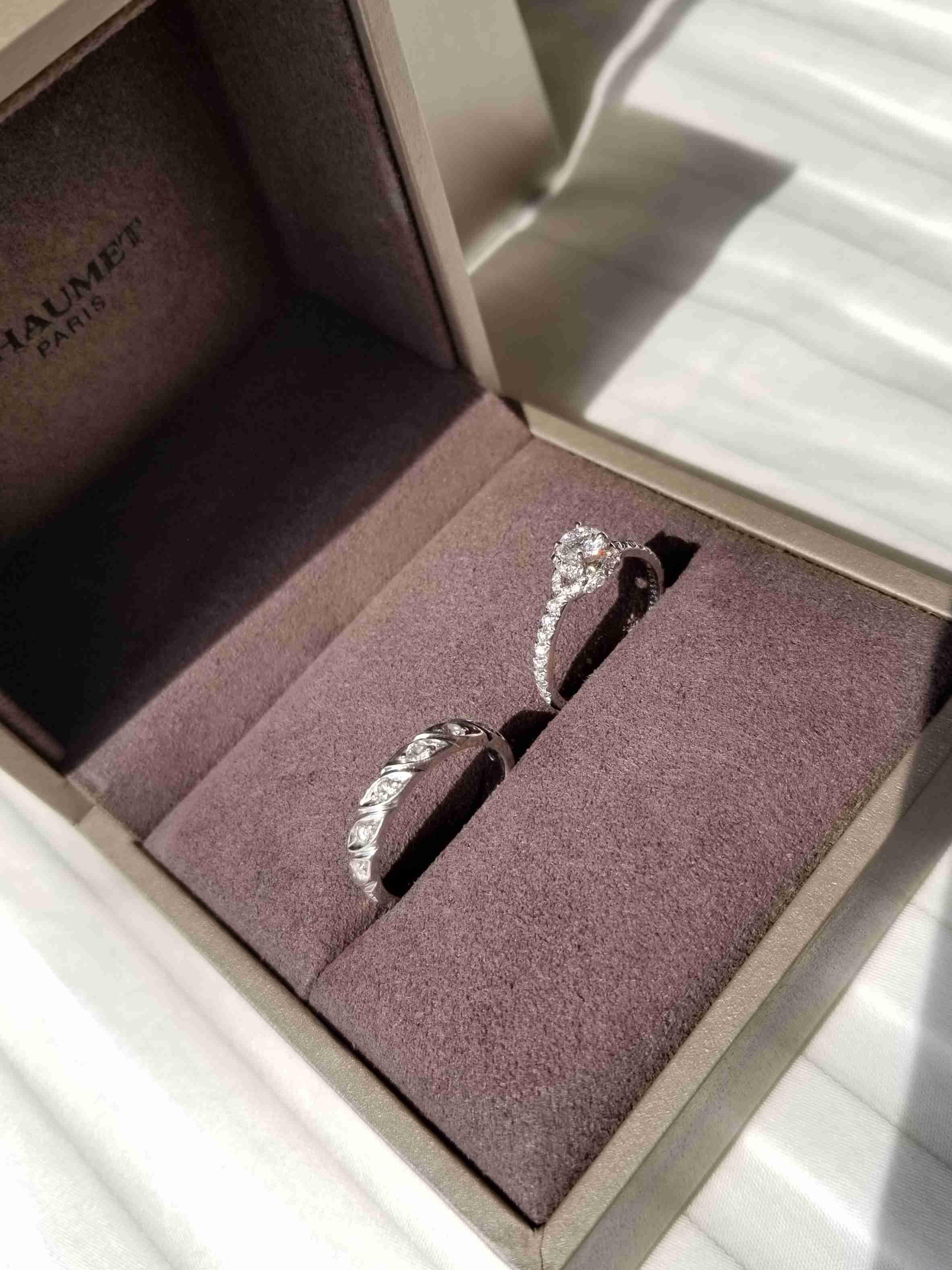 婚約指輪がみたい!