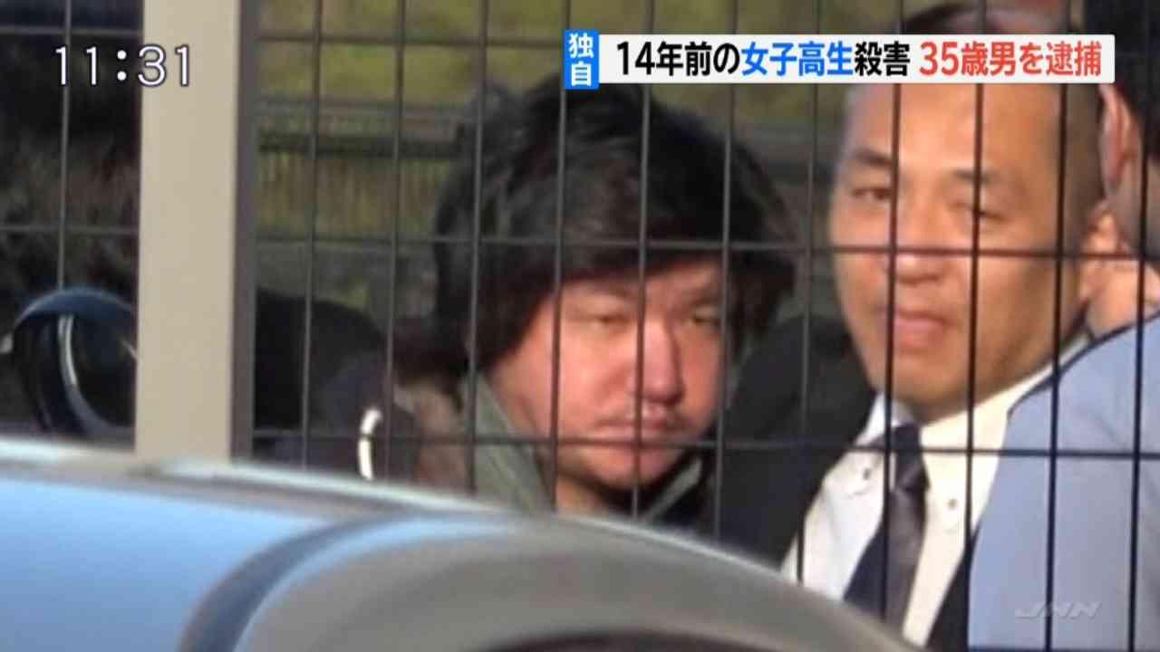 14年前の女子高生殺害、山口県の30代男に逮捕状