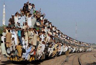 満員電車の楽な乗り方