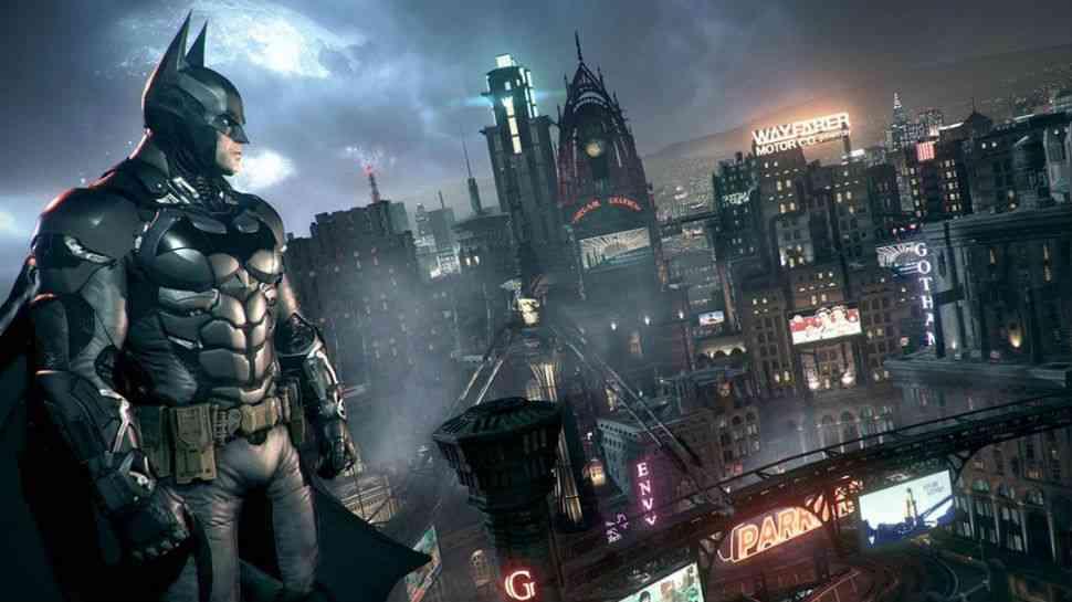 『バットマン』好きな人~!