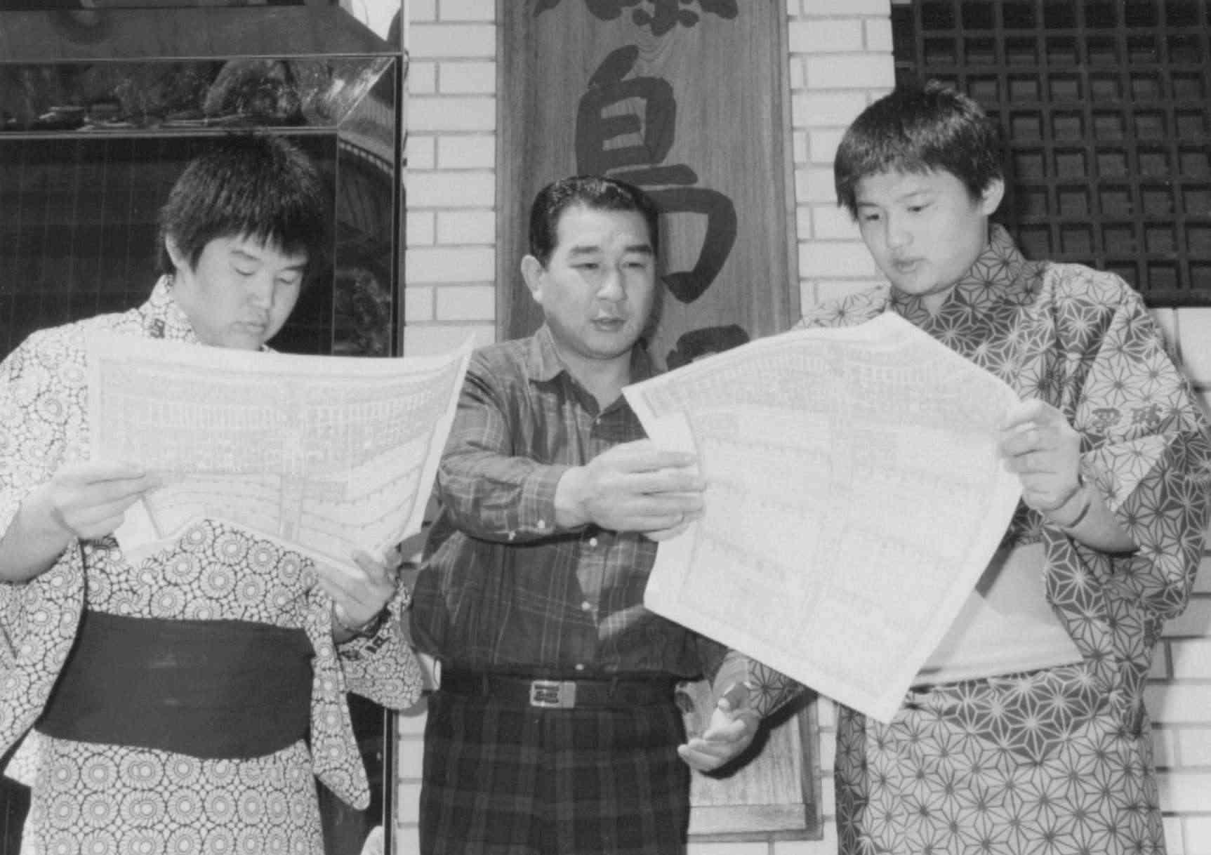 貴乃花親方の兄・花田虎上「僕の救いは弟だけだった」8歳で異常な食欲「紙ナプキンまで食べていた」