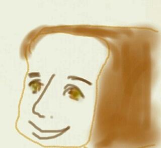 似てると言われるものを3つ書くと、誰かが似顔絵を描いてくれるトピ