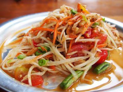 タイ料理好きな人!