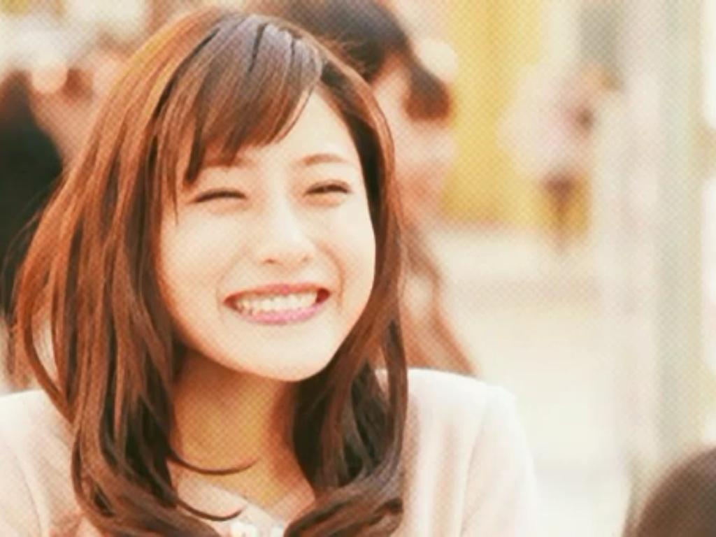 笑顔は自然体ですか⁉作ってますか⁉