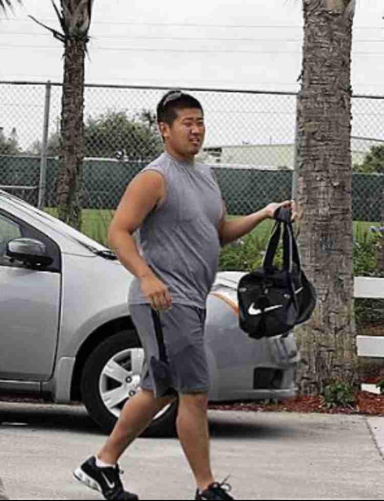 中日・松坂大輔、登録抹消 右肩は「悪い張りじゃない」