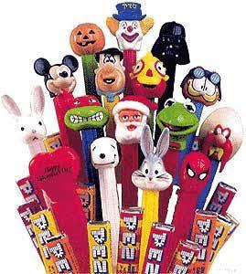 玩具菓子が好きな人!