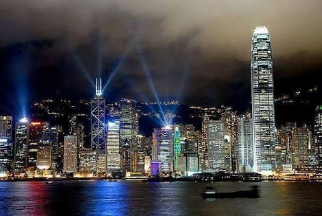香港旅行〜