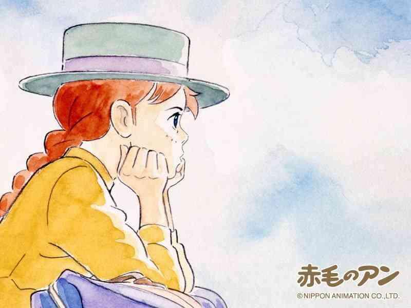 「赤毛のアン」を語りたい!
