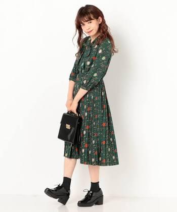 レトロファッションに挑戦したい!