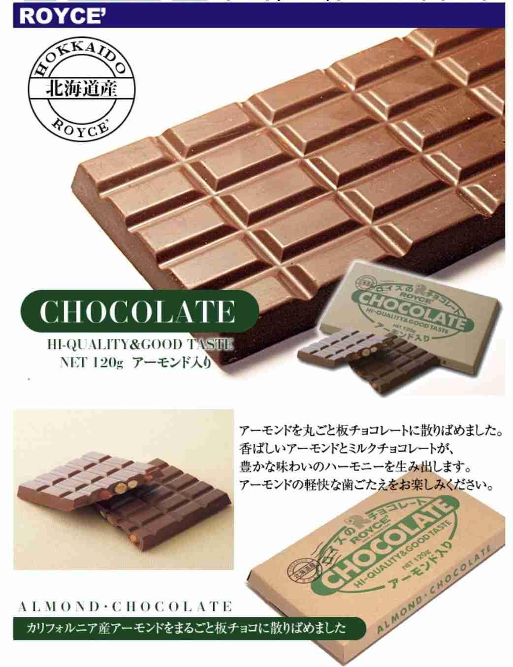 好きな板チョコは?