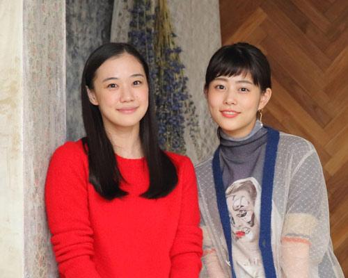 蒼井優&高畑充希、アメリカへ「オンナふたり旅」 双子コーデショットに反響