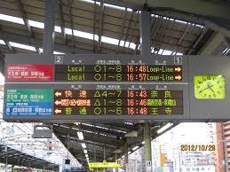 鉄道や駅に関するちょっとした要望
