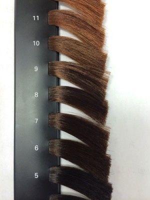 職場の髪色事情
