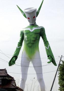 【ネタ】鶴の恩返し風にいつかの誰かが姿を変えて訪ねて来るトピ