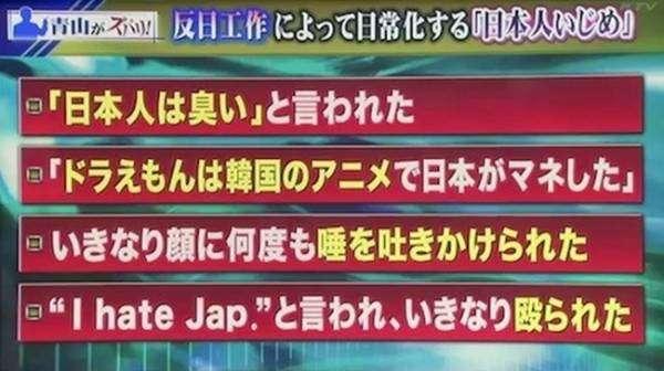 海外で体験した日本人差別