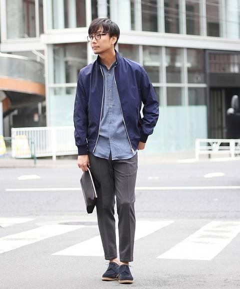 アラフォーの男性ファッション