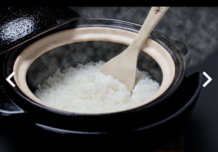 土鍋でご飯を炊いてる人~!!