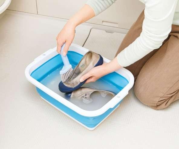 靴どうやって洗ってますか?