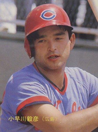 野球選手の昔の画像を貼るトピ