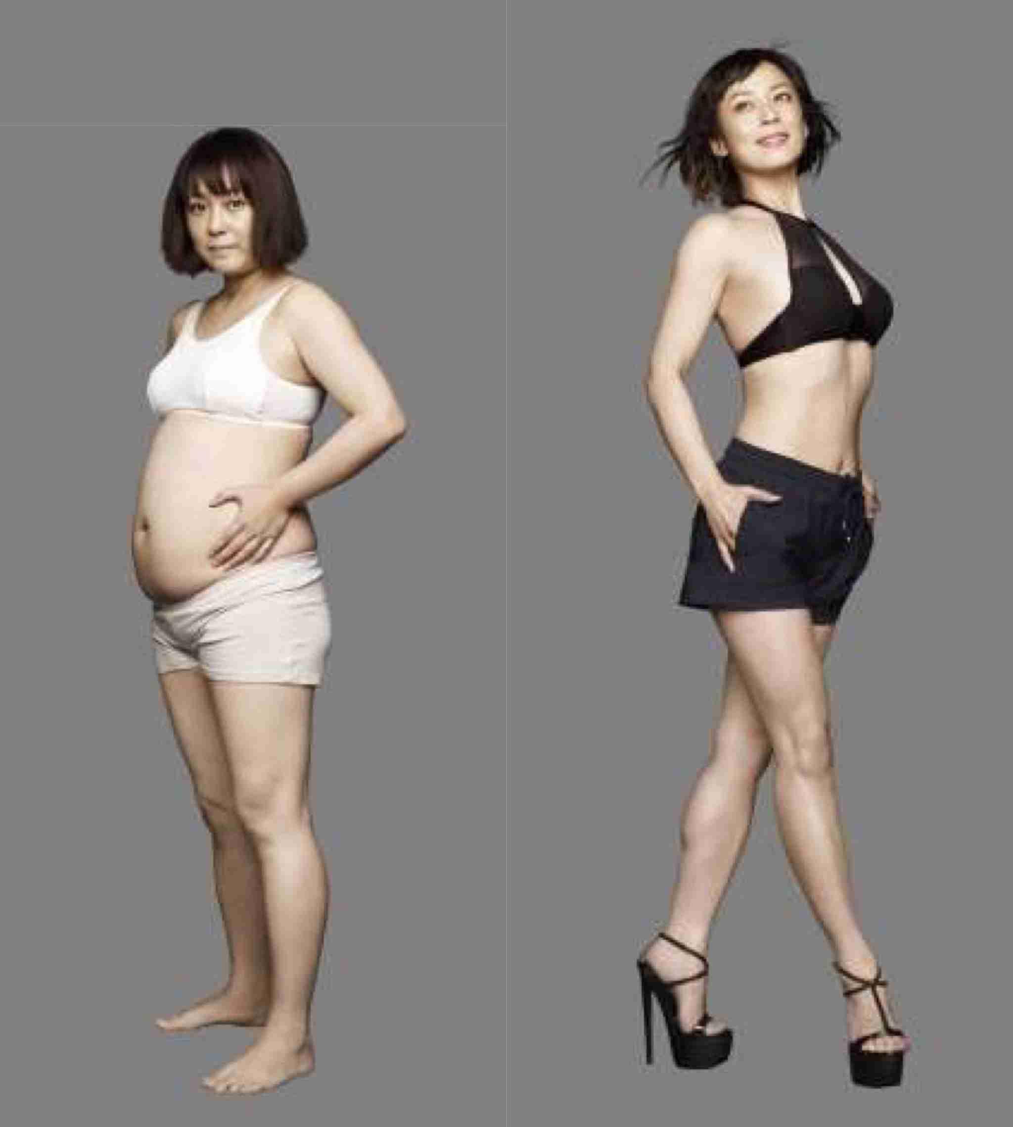 佐藤仁美、12.2キロの減量に成功 美くびれを披露し「モテたい!」