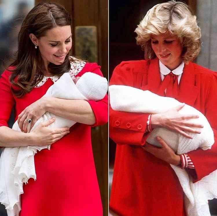 <英王室>キャサリン妃、第3子となる男児出産