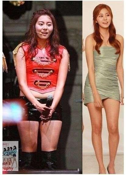 女は痩せてる方が綺麗?