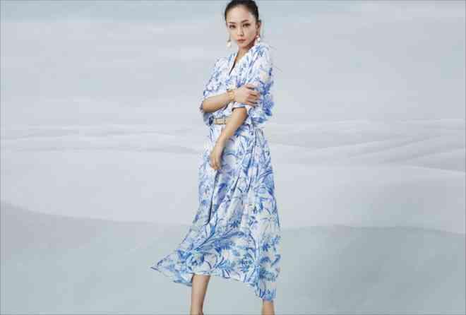 H&Mが安室奈美恵とコラボ ブランドイメージ回復なるか