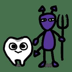 虫歯治療中の人が集まるトピ
