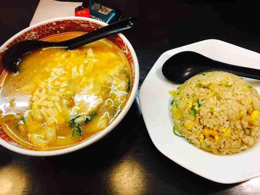 【量重視】麺類+ご飯もののセット写真