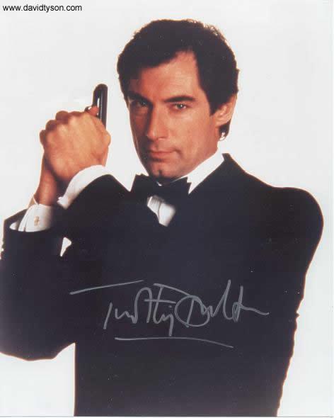 『007』シリーズ好きな方!お好みはどのボンド?