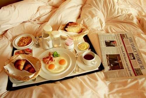 朝が楽しみになるトピ♪