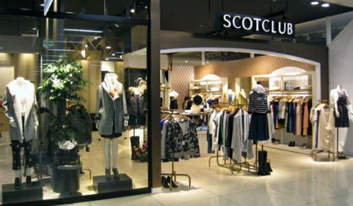 イオンモールで良く買う服のブランド!
